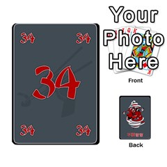 Deck2 Chinesenot By Grace   Playing Cards 54 Designs   45gtbpktpnhz   Www Artscow Com Front - Spade5