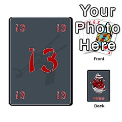 Deck2 Chinesenot By Grace   Playing Cards 54 Designs   45gtbpktpnhz   Www Artscow Com Front - Club6
