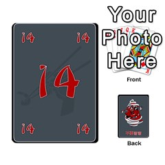 Deck2 Chinesenot By Grace   Playing Cards 54 Designs   45gtbpktpnhz   Www Artscow Com Front - Club7