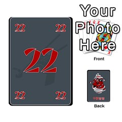 Deck2 Chinesenot By Grace   Playing Cards 54 Designs   45gtbpktpnhz   Www Artscow Com Front - Joker1