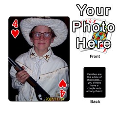 Playcards1 By Cheryl   Playing Cards 54 Designs   Cc2e2qs7lczb   Www Artscow Com Front - Heart4