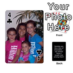 Playcards1 By Cheryl   Playing Cards 54 Designs   Cc2e2qs7lczb   Www Artscow Com Front - Club4