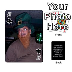 Jack Playcards1 By Cheryl   Playing Cards 54 Designs   Cc2e2qs7lczb   Www Artscow Com Front - ClubJ