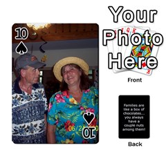 Playcards1 By Cheryl   Playing Cards 54 Designs   Cc2e2qs7lczb   Www Artscow Com Front - Spade10