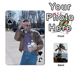 Jack Travis Card Deck By Travis Bruno Erck   Playing Cards 54 Designs   Oix3fpdxhm4b   Www Artscow Com Front - SpadeJ