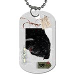 Bootsie - Dog Tag (One Side)