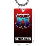 SQUID Dogtag - Dog Tag (One Side)