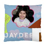 Jaydee Pillow 2 - Standard Cushion Case (One Side)