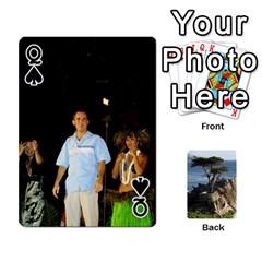 Queen Travis By Travis Bruno Erck   Playing Cards 54 Designs   Ir80ebstumh0   Www Artscow Com Front - SpadeQ