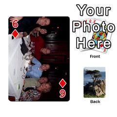 Travis By Travis Bruno Erck   Playing Cards 54 Designs   Ir80ebstumh0   Www Artscow Com Front - Diamond6