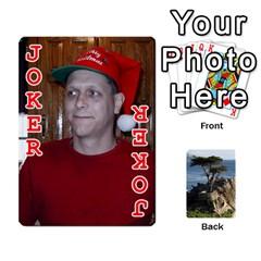 Travis By Travis Bruno Erck   Playing Cards 54 Designs   Ir80ebstumh0   Www Artscow Com Front - Joker2