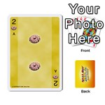 2010 Snack Factory - Playing Cards 54 Designs