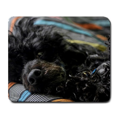 Lola Mousepad By Julia   Large Mousepad   74wssa6fxwhq   Www Artscow Com Front