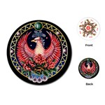 Zodiac Scorpio Playing Cards - Playing Cards (Round)
