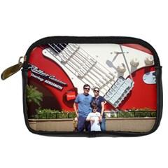 Capa Máquina By Priscilla   Digital Camera Leather Case   Ealbum2sr7kd   Www Artscow Com Front