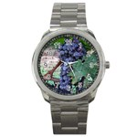 grapes watch - Sport Metal Watch