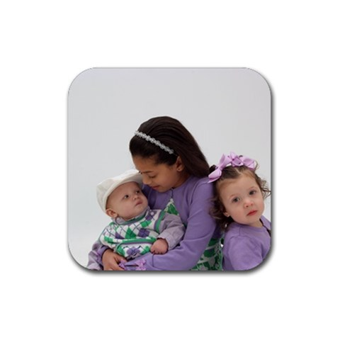 Coasters By Christi Payne   Rubber Coaster (square)   L8hgrsrkx4du   Www Artscow Com Front