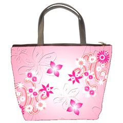 Bolso Flores By Lydia   Bucket Bag   Mwy1cr07avsa   Www Artscow Com Back