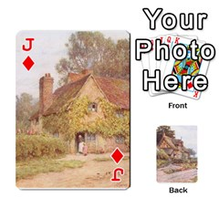 Jack Helen Allington By Helen Norton By Helen   Playing Cards 54 Designs   B8uglnmor4y8   Www Artscow Com Front - DiamondJ