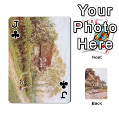 Jack Helen Allington By Helen Norton By Helen   Playing Cards 54 Designs   B8uglnmor4y8   Www Artscow Com Front - ClubJ