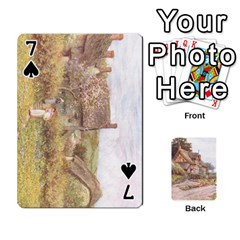 Helen Allington By Helen Norton By Helen   Playing Cards 54 Designs   B8uglnmor4y8   Www Artscow Com Front - Spade7