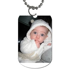 By Holly   Dog Tag (two Sides)   Vm7uk0h401a0   Www Artscow Com Front