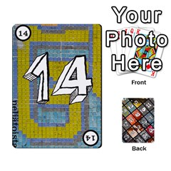 Geschenkt P2 By Justin Calvert   Playing Cards 54 Designs   Wysk4ziydy01   Www Artscow Com Front - Heart2