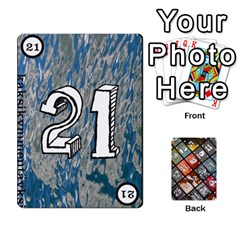 Geschenkt P2 By Justin Calvert   Playing Cards 54 Designs   Wysk4ziydy01   Www Artscow Com Front - Heart9