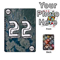 Geschenkt P2 By Justin Calvert   Playing Cards 54 Designs   Wysk4ziydy01   Www Artscow Com Front - Heart10