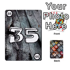 Geschenkt P2 By Justin Calvert   Playing Cards 54 Designs   Wysk4ziydy01   Www Artscow Com Front - Diamond10