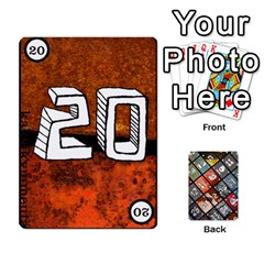 Jack Geschenkt P2 By Justin Calvert   Playing Cards 54 Designs   Wysk4ziydy01   Www Artscow Com Front - DiamondJ