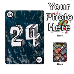 Geschenkt P2 By Justin Calvert   Playing Cards 54 Designs   Wysk4ziydy01   Www Artscow Com Front - Club2