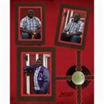 Squirt Senior Pics - Collage 8  x 10