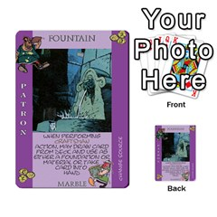 These Romans Are Crazy D1 By Ben   Multi Purpose Cards (rectangle)   Ud1g8vovq8ca   Www Artscow Com Front 52