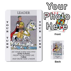 These Romans Are Crazy D1 By Ben   Multi Purpose Cards (rectangle)   Ud1g8vovq8ca   Www Artscow Com Back 6