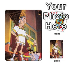 These Romans Are Crazy D1 By Ben   Multi Purpose Cards (rectangle)   Ud1g8vovq8ca   Www Artscow Com Back 50