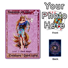 Queen 12 Realms By Ignazio Corrao   Playing Cards 54 Designs   G89cmjspx91g   Www Artscow Com Front - HeartQ