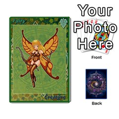 12 Realms By Ignazio Corrao   Playing Cards 54 Designs   G89cmjspx91g   Www Artscow Com Front - Club5