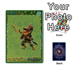 12 Realms By Ignazio Corrao   Playing Cards 54 Designs   G89cmjspx91g   Www Artscow Com Front - Club9