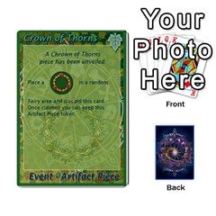 Jack 12 Realms By Ignazio Corrao   Playing Cards 54 Designs   G89cmjspx91g   Www Artscow Com Front - ClubJ