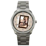 father day gift - Sport Metal Watch