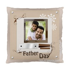 Father Day Gift By Joely   Standard Cushion Case (two Sides)   Caj937w4yrf7   Www Artscow Com Front