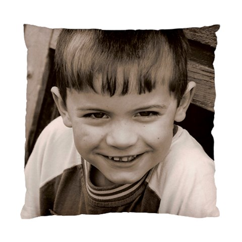 Tom Cushion By Fiona    Standard Cushion Case (one Side)   3hvdy3p3mgb4   Www Artscow Com Front