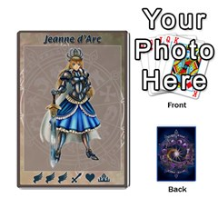 12 Realms By Jeremiah Lee   Playing Cards 54 Designs   Awu04mf4ib0a   Www Artscow Com Front - Spade2