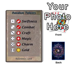 12 Realms By Jeremiah Lee   Playing Cards 54 Designs   Awu04mf4ib0a   Www Artscow Com Front - Joker2