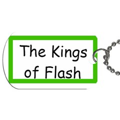 The Kof By Mike King   Dog Tag (two Sides)   Zokj3io3w5j3   Www Artscow Com Front