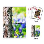 fence2 - Playing Cards Single Design