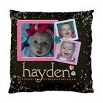 haydens pillow - Standard Cushion Case (Two Sides)