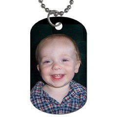 Dallin s Dog Tag By Stephanie   Dog Tag (two Sides)   Xhio6f19ndje   Www Artscow Com Back