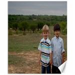 Jake and Luke - Canvas 11  x 14